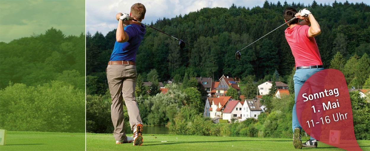 Golferlebnistag
