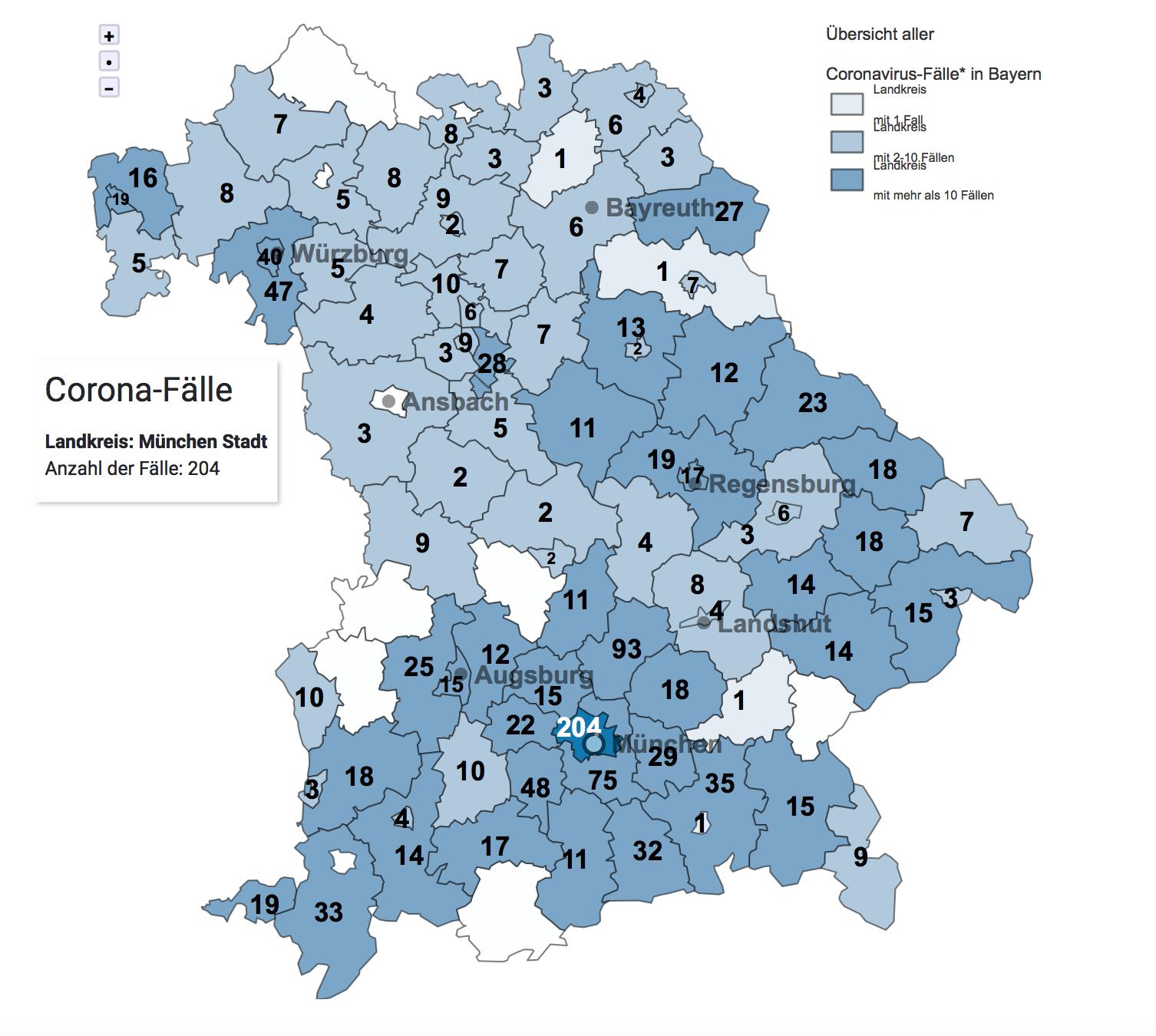 Risikogebiete Frankreich Corona Karte